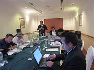 cvea-board-of-directors-meeting-was-held-at-sunway-hotel