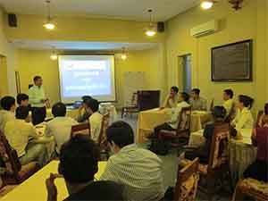 cvea-s-secretariat-has-provided-training-on-code-of-ethics-for-valuers-to-5th-professional-property-valuation-trainees